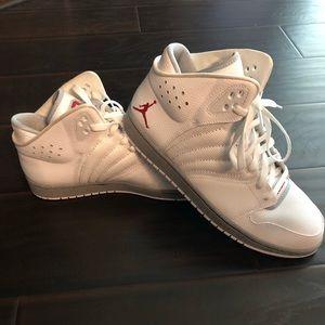 Mens Nike Air Jordan 1 Flight 4 High Top 🏀
